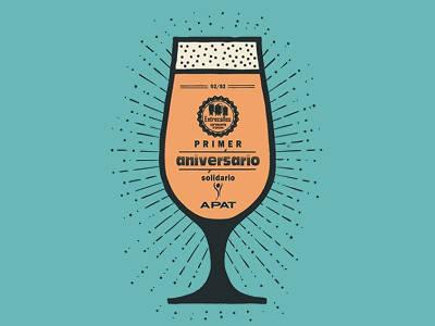 Cerveza Solidaria Entrecalles 2019