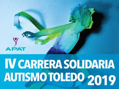 IV Carrera Solidaria Autismo Toledo 2019