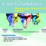 I Carrera Solidaria Autismo Toledo 2016
