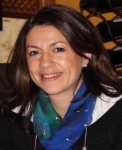 Cristina Gómez-Palomo (Secretaria)
