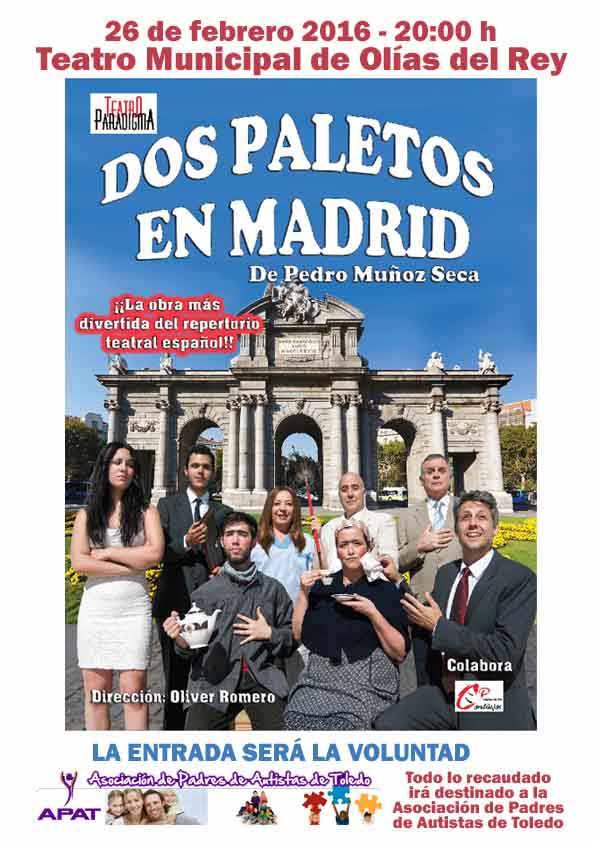 Dos paletos en Madrid