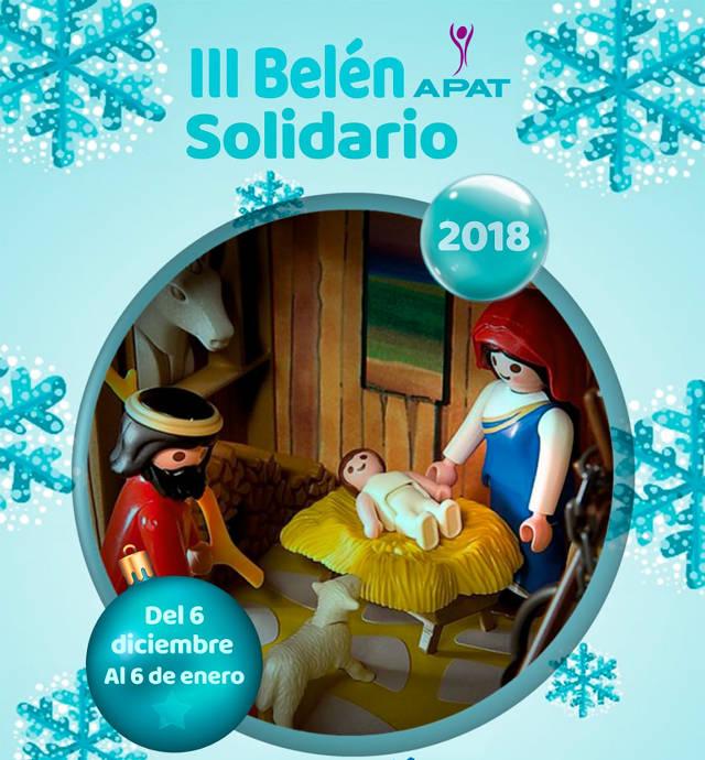 Logo Belén Solidario 2018 APAT